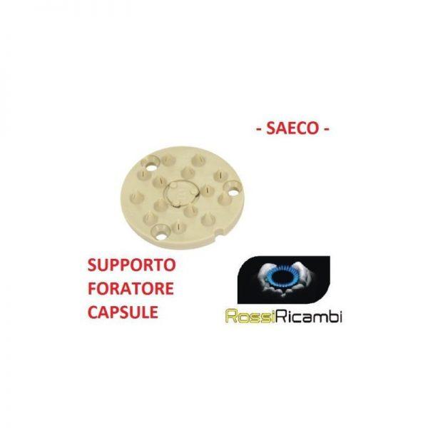 - SAECO PHILIPS- SUPPORTO DISCO FORATORE CAPSULA LAVAZZA A MODO MIO -ORIGINALE-