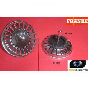 FRANKE - TAPPO FILTRO LAVELLO ORIGINALE - 1920059 - 30 mm GAMBO 133.0042.853