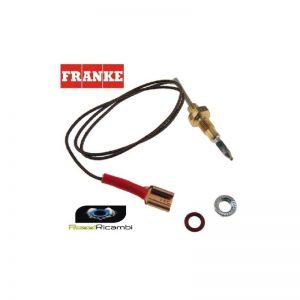 FRANKE - TERMOCOPPIA CUCINA GAS -ORIGINALE- 133.0198.609 SICUREZZA - 1 PEZZO