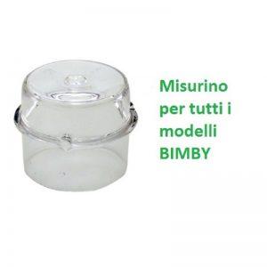 VORWERK BIMBY - TAPPO MISURINO TM21 TM31 - CONTEMPORA THERMOMIX 1 PEZZO