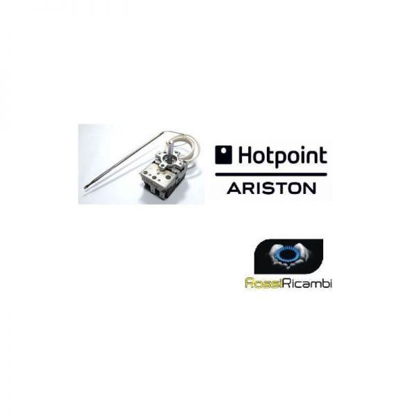 ARISTON INDESIT - TERMOSTATO ELETTRICO FORNO STATICO 0°/300° ORIGINALE C00081597