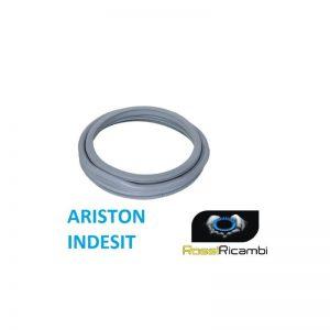 ARISTON INDESIT- SOFFIETTO OBLO' LAVATRICE GUARNIZIONE C00110330 - AVSL - AVSD