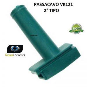 VORVERK FOLLETTO RICAMBI GOMMINO PASSACAVO VK 121 SECONDO TIPO- 1 PEZZO