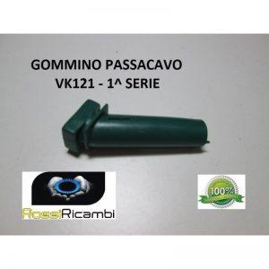 VORVERK FOLLETTO RICAMBI GOMMINO PASSACAVO VK 121 PRIMO TIPO- 1 PEZZO
