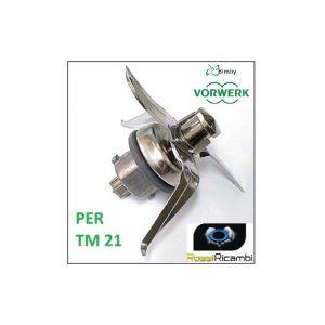VORWERK BIMBY GRUPPO COLTELLI LAME TM 21 CONTEMPORA THERMOMIX -ORIGINALE- 30525