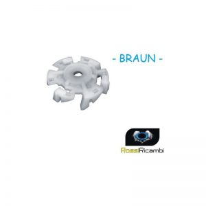 BRAUN - GIUNTO PERNO FRULLATORE POWERBLEND, MULTIQUICK 3 - 5 - BR67050810 ORIG.
