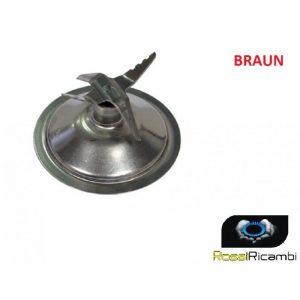 BRAUN- BASE LAMA COLTELLO FRULLATORE PER MX2000 2050 MULTIQUICK 3 5 - BR64184625