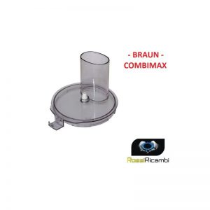 BRAUN - COPERCHIO CONTENITORE COMBIMAX MULTIQUICK- ORIGINALE- BR67051139, 3200631