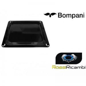 BOMPANI - LACCARDA TEGLIA PER FORNO CON GUIDE 430х370х25мm - ORIGINALE-