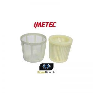 IMETEC - FILTRO HEPA PER SCOPA ECO E8CYCLONIC Type E6602 -Mod 8131 - ORIGINALE