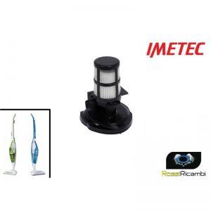 IMETEC -FILTRO HEPA COMPLETO - ORIGINALE - PER MODELLI DUETTA 8501 G51020