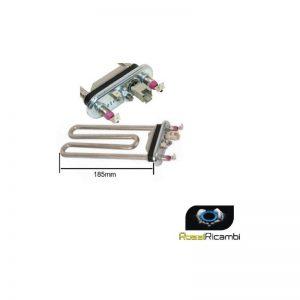REX ELECTROLUX ZANUSSI - RESISTENZA LAVATRICE 1750W CON TERMOFUSIBILE 3792301008