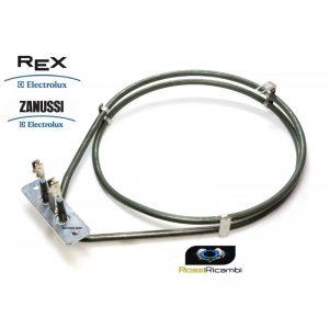 REX ELECTROLUX ZANUSSI RESISTENZA FORNO CIRCOLARE 2000W TIPO 3570424055