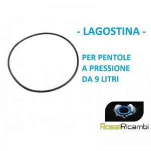 LAGOSTINA - GUARNIZIONE PENTOLA PENTOLA A PRESSIONE 9 LITRI - 1 PEZZO