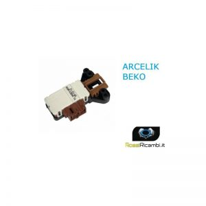 ARCELIK BEKO ELETTROSERRATURA LAVATRICE EV7100+OBLO' 2805310800 METAFLEX ZV446T3