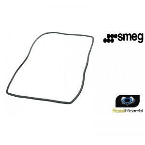 SMEG - GUARNIZIONE PORTA FORNO DA 90 CM - 754131050 - CON 6 GANCI - 2120 mm