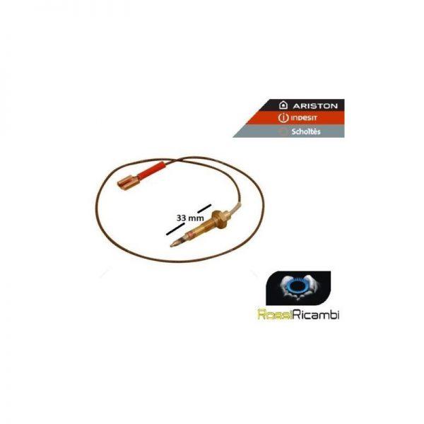ARISTON INDESIT STAR - TERMOCOPPIA CUCINA PIANO COTTURA C00052986 BRUCIATORE
