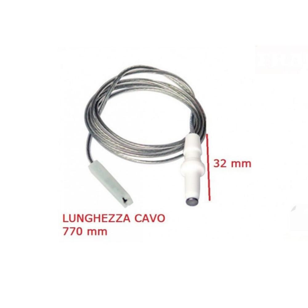 FRANKE Candelette accensione piezo 4 pz h 32mm adattabili.