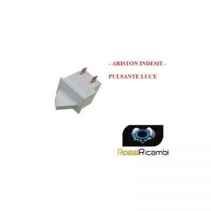 ARISTON INDESIT - PULSANTE LUCE FRIGO - ORIGINALE - C00032387 - FRIGORIFERO