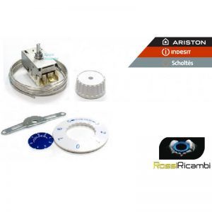 ARISTON INDESIT KIT TERMOSTATO UNIVERSALE 3 CONTATTI PER CONGELATORE C00252672