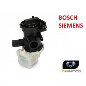BOSCH SIEMENS - POMPA SCARICO LAVATRICE RAST 5 MOTORE - 30 WATT - 145212