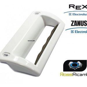 REX ELECTROLUX ZANUSSI MANIGLIA BIANCA FRIGORIFERO 16 cm - 2062404039 FRIGO