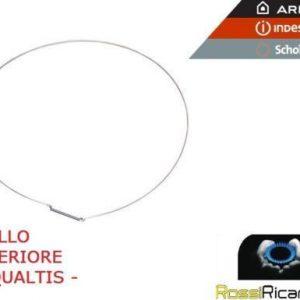 ARISTON INDESIT- ANELLO MOLLA ANTERIORE SOFFIETTO OBLO' LAVATRICE- C00119210