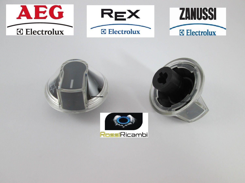 MANOPOLA CUCINA REX ELECTROLUX ZANUSSI AEG 5 PEZZI 3550377125-50299628003