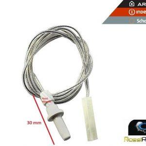 ARISTON INDESIT CANDELETTA ACCENSIONE 650 mm CUCINA PIANO COTTURA - C00288665