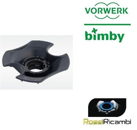 VORWERK BIMBY - GHIERA BOCCALE BLOCCA LAME PER TM21 - ORIGINALE