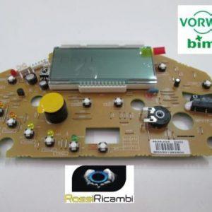 VORWERK BIMBY SCHEDA DI CONTROLLO TM31 ORIGINALE 32008