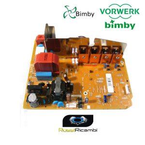 BIMBY VORWERK TM31 SCHEDA ALIMENTAZIONE RICAMBIO ORIGINALE 31955
