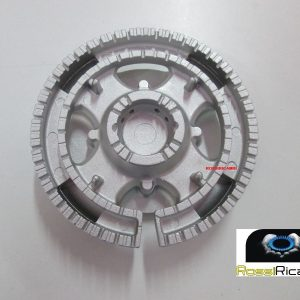 REX ELECTROLUX BRUCIATORE SPARTIFIAMMA CUCINA GAS TRIPLA CORONA 3577259108 ORIG.