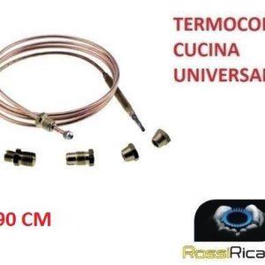 TERMOCOPPIA FORNO A GAS ARISTON INDESIT C00307855 ORGINALE 1300 mm