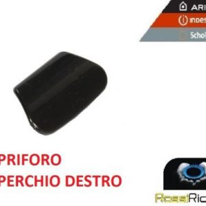 ARISTON INDESIT COPRIFORO COPERCHIO DESTRO CUCINA GAS -ORIGINALE- C00075071
