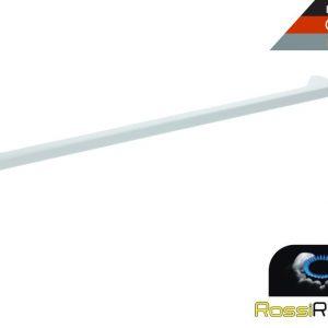 ARISTON INDESIT PROFILO PLASTICA COPRIVERDURIERA PER FRIGO 466 MM - C00506355