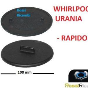 WHIRLPOOL URANIA SPARTIFIAMMA RAPIDO GRANDE FORNELLO CUCINA - 481236068846