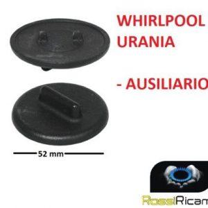 WHIRLPOOL URANIA - SPARTIFIAMMA AUSILIARIO PICCOLO FORNELLO CUCINA GAS
