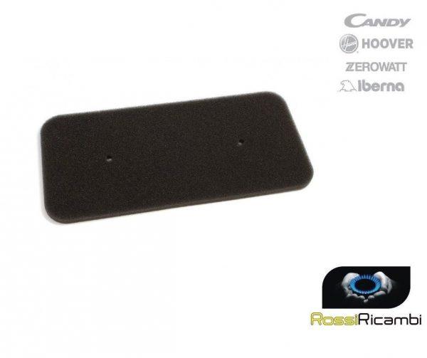 FILTRO ASCIUGATRICE CANDY HOOVER POMPA CALORE - ORIGINALE - 40006731 - 275x125