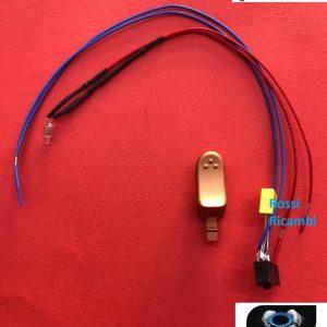 KIT MICRO INTERRUTTORE FERRO DA STIRO IMETEC 9259 ECO COMPACT CON TASTO E SPIA - F80250