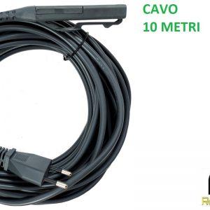 VORWERK FOLLETTO CAVO ELETTRICO RINFORZATO PER VK150 - 10 METRI COLORE GRIGIO