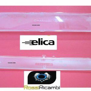 ELICA VETRINO DIFFUSORE LUCE CAPPA PLAFONIERA 36,9 X 6,5 CM - ORIGINALE