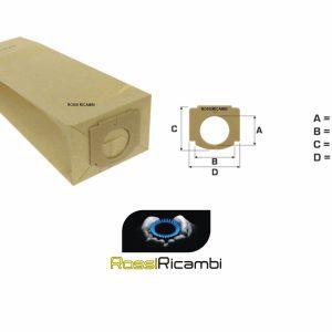 AMSTRAD 8 SACCHETTI SCOPA ELETTRICA VC005 - VC03