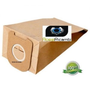 DELONGHI 8 SACCHETTI SCOPA ELETTRICA COLOMBINA CLASSE A XL130.20 - 135-XDL13